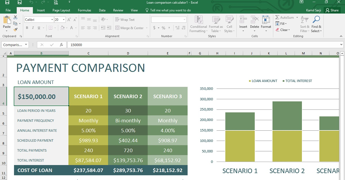 Discover Excel and be more organized