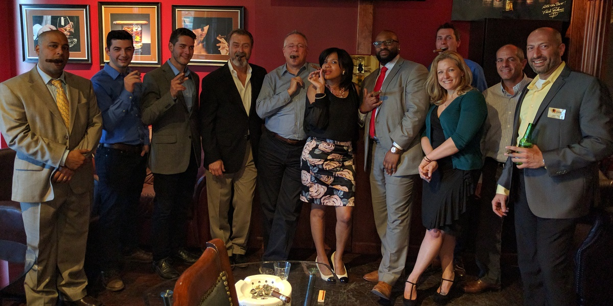 August Cigars After Business Hours Networking Event
