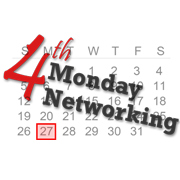 4th Monday Networking Event @ Red Stone Grill
