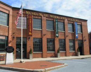 Networking at Night - The Museum Of Work & Culture