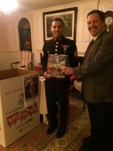4th Monday Networking November Event and TOYS FOR TOTS
