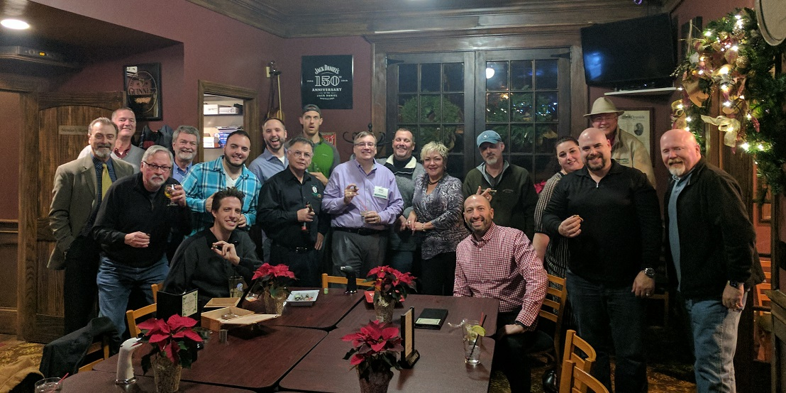 January Cigar After Business Hours Networking Event