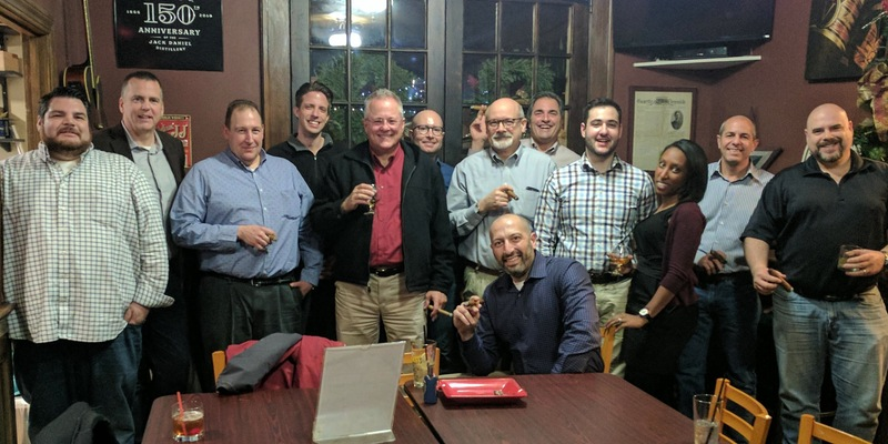February Cigar After Business Hours Networking Event