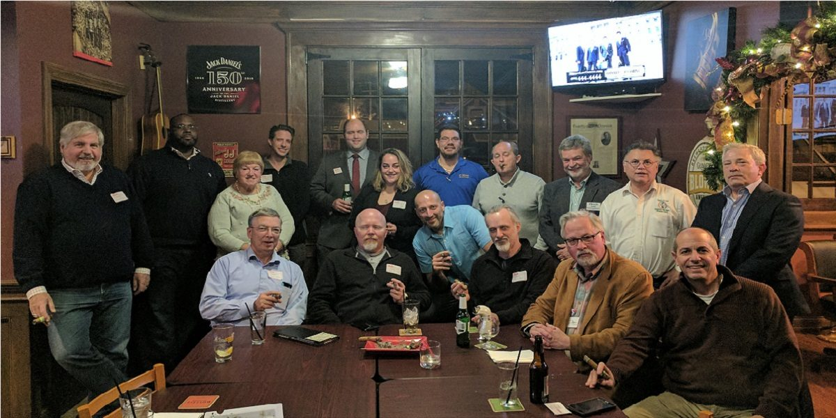 March Cigar After Business Hours Networking Event