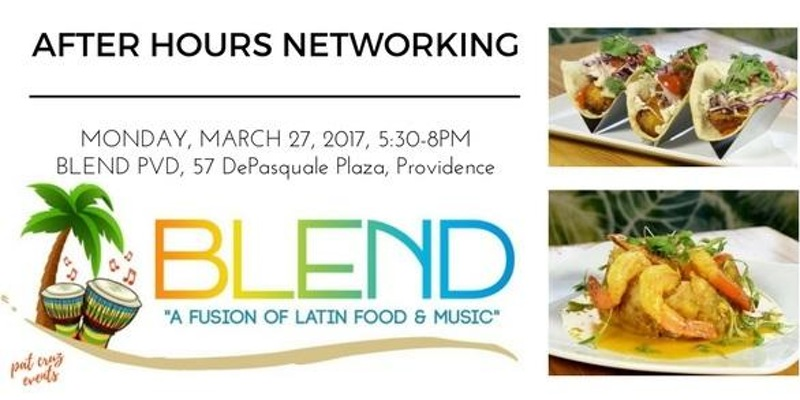 After Hours Networking at Blend PVD