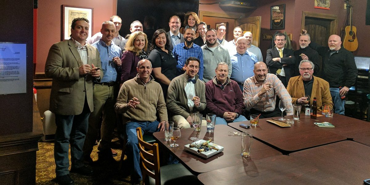 April Cigar After Business Hours Networking Event