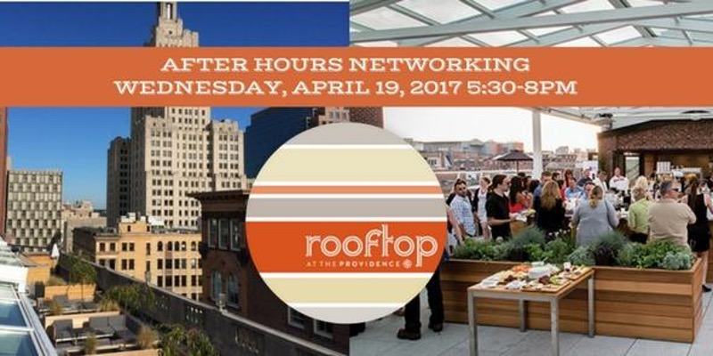 After Hours Networking at Rooftop at Providence G