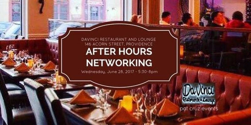 After Hours Networking at DaVinci