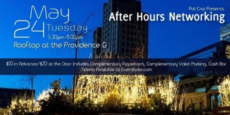 Pat Cruz's After Hours Networking Event
