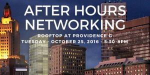 After Hours Networking @ Rooftop @ Providence G