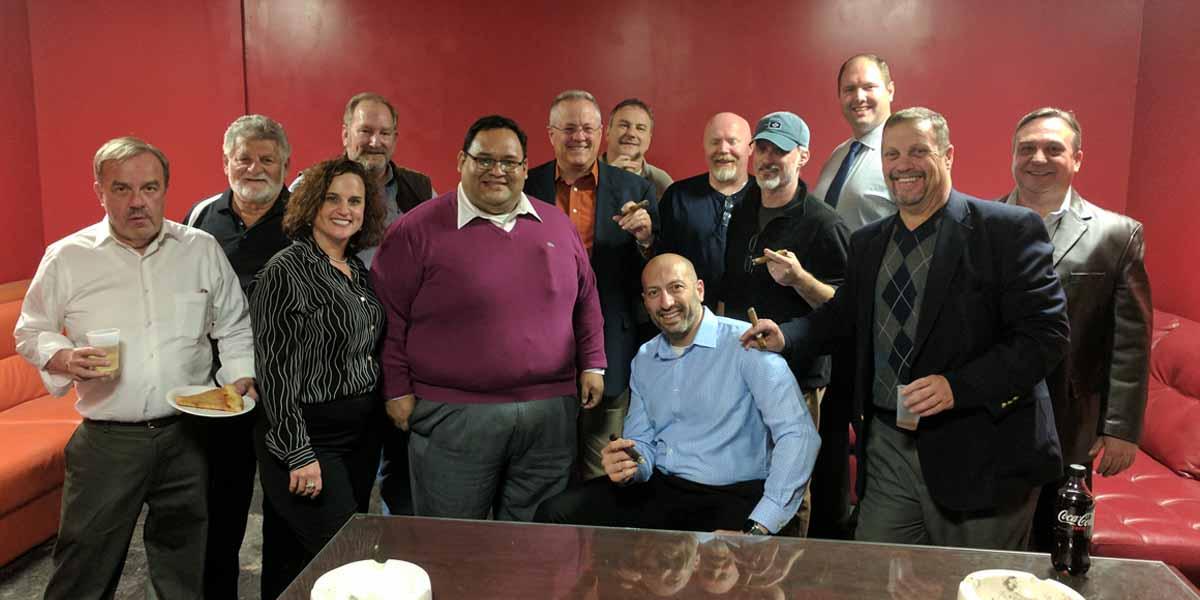 December Cigar After Business Hours Networking Event