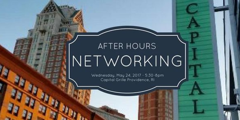 After Hours Networking at Capital Grille, Providence