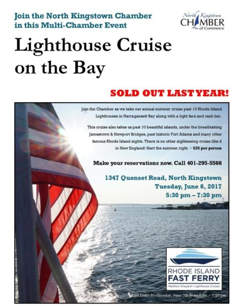 Lighthouse Cruise Networking Event
