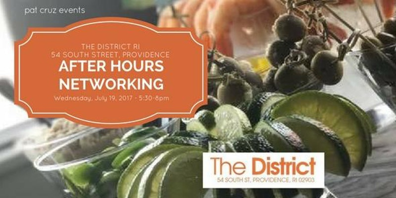 After Hours Networking @The District